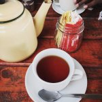 Bild från The No. 1 Ladies Coffee House