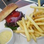 Wagyu burger ...bit overpriced