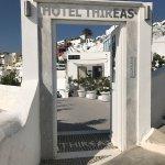 Photo de Hotel Thireas