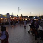Evening at Arenal Promenade