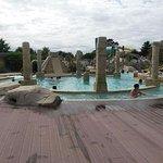 La piscine bien-être