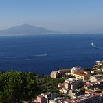 Vesuvius and Sorrento