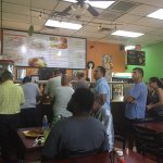 Lines are often long at Tu Casa, but moves quickly.