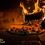 Here at Duomo we cook pizza's in wood fired oven, which gives whole new level of taste