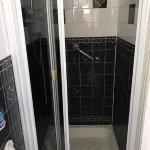 Room #5 shower