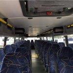 Double Decker Bus interior