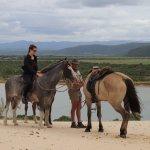 Photo de Papiesfontein Beach Horse Rides