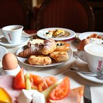 Hotel Pod Vezi - breakfast