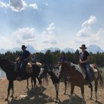 Bild från Moose Head Ranch