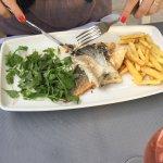 excelente la frescura del pescado