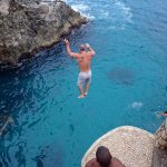 Ricks Cafe Cliff Jumping