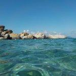 The Bath's - Tortola