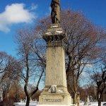 Foto van Graceland Cemetery