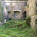 Castle on Loch Oich