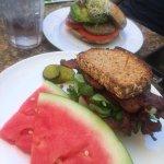 BLT w/ avocado Bikini bagel