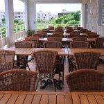 La terrasse, qui vous accueille pour tous vos repas