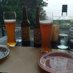 Απολαύστε μοναδική μπύρα με θέα στο Αιγαίο και γευτείτε την υπέροχη κουζίνα.