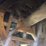 Inside windmill
