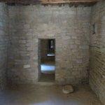 Doors between different rooms