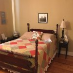 NEW ENGLAND Room- 2nd floor, full bed/available as an add on to Atlantic Room