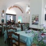 Restaurant's decoration