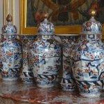 vase de style chinois ; salon des Évêques au Palais de Rohan