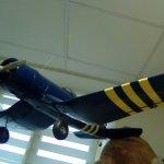 avion thermique