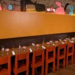 Cantina - Private Party Setup