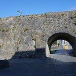 Its an arch!