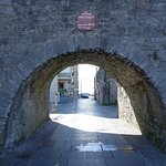 Part of the Galway historical walls