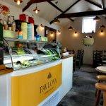 Pavlova Inside