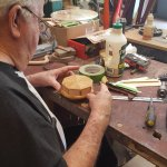 Vernon Williams loves to share how he designs segmented bowls