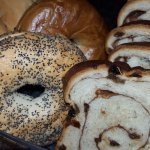 Great new bagels and breads in our everyday Continental Breakfast bar (5:15am-10am).
