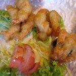 prawns tempura, ok