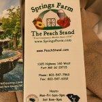 Foto New Peach Stand