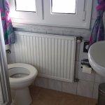 The very small bathroom