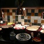 warm buffet bij ontbijt