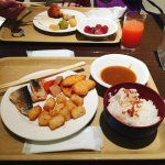 Our very First Tokyo Breakfast
