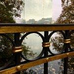 Hofgarten und Anfang der Königsallee