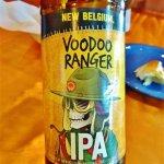 VooDoo Ranger IPA beer.