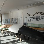 display on how their boats were crafted