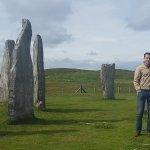 The MacKenzies visit the Sanding Stones
