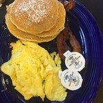 The Big Nine-Scrambled eggs