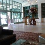 Lobby of Grand Vista