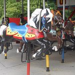 More horses on the Lake Accotink Park carousel