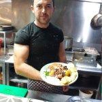 Chef....Pita Giros time :)