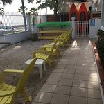 Chairs and hammocks
