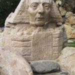 Gilgal Gardens, the Sphinx