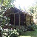Walnut Ridge Log Cabin B&B, Platteville, WI (Cabin Life Cabin)