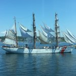 Tall Ships from room